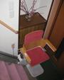 いす式階段昇降機の事例4