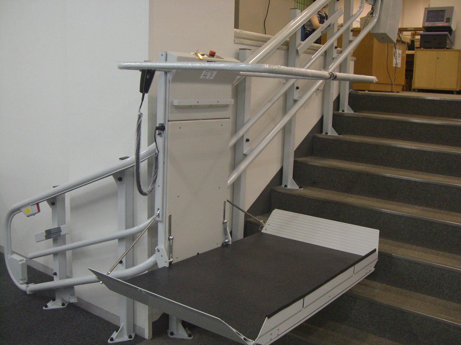 車椅子用階段昇降機 オメガ